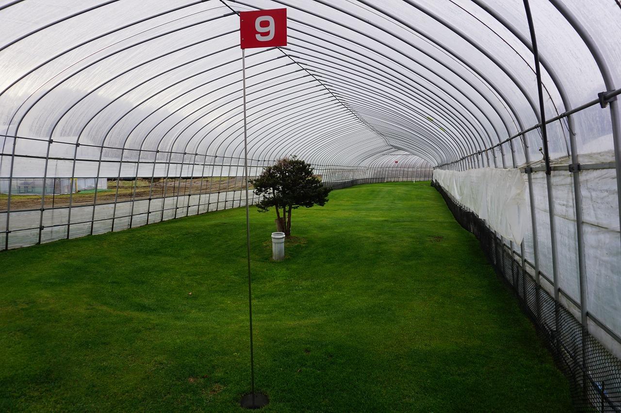 佐藤冬季室内パークゴルフ場